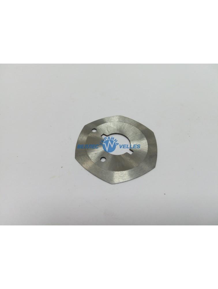 Диск диаметр 50 мм 6 граней