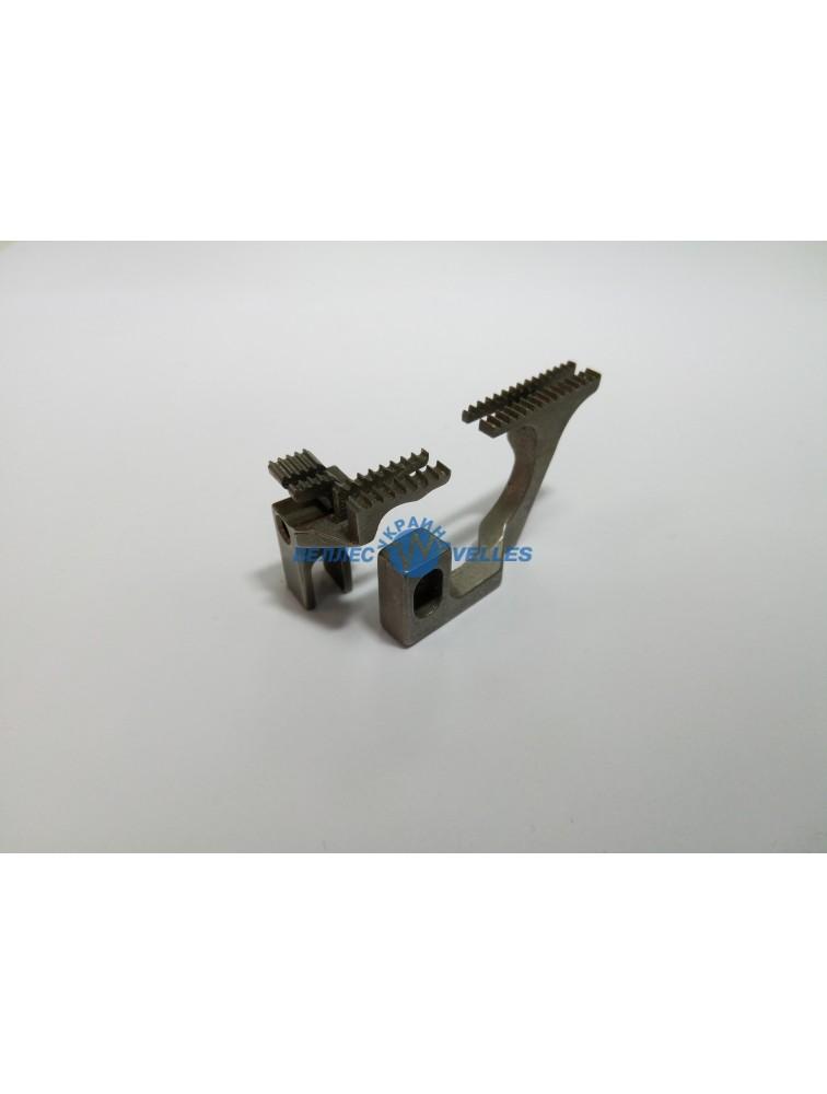 Зубья оверлок FY 2100 3-х ниточный комплект