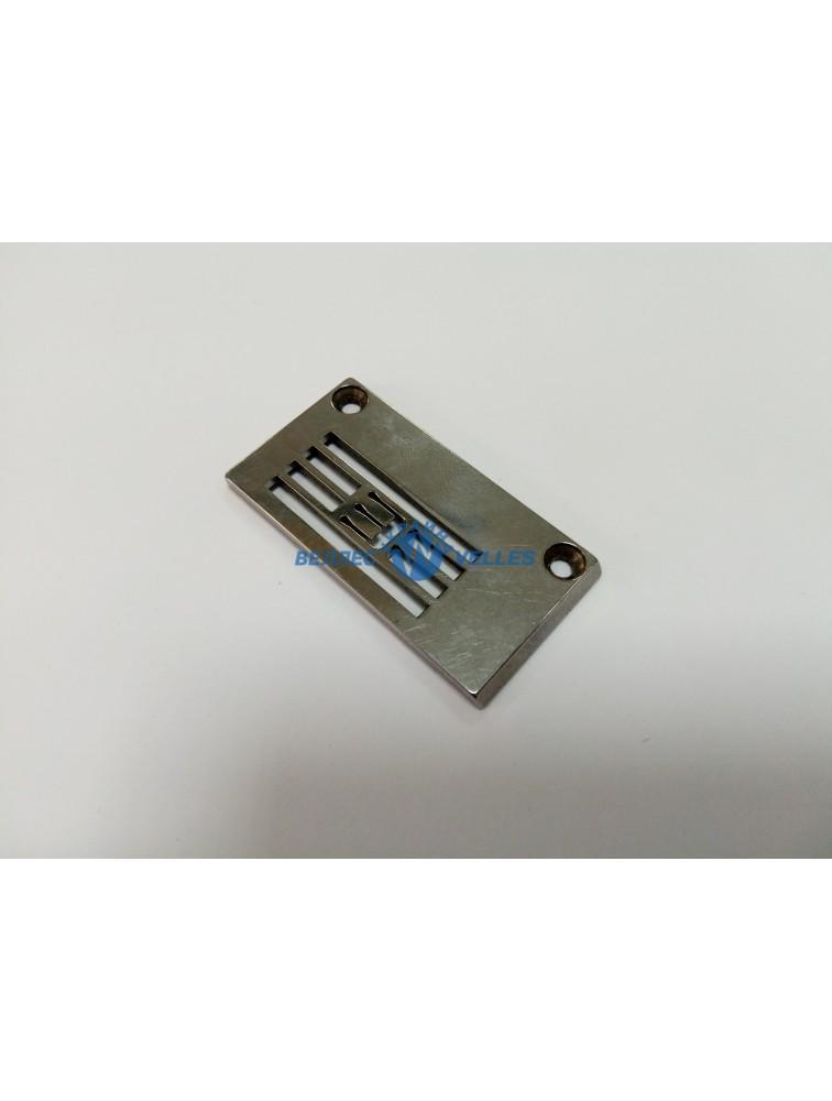 Игольная пластина плоскошовные 6,4 мм