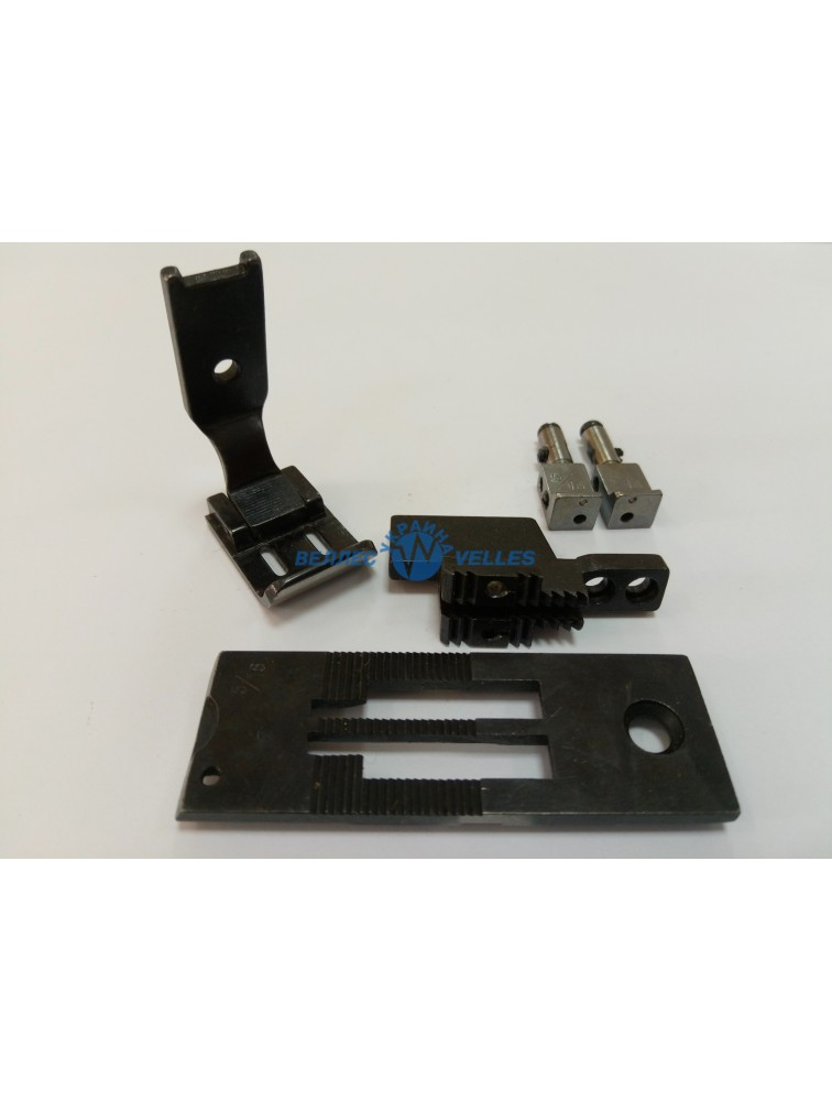 Игольный комплект 5/16  (8 мм)  для двухигольной машины