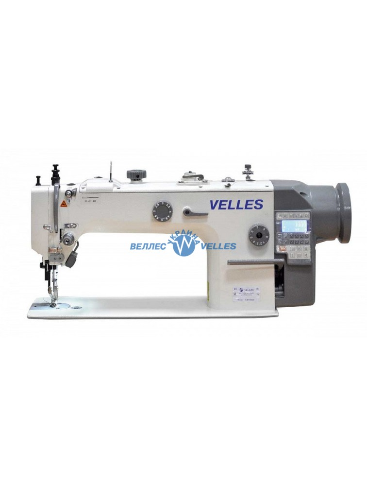 VELLES VLS 1156DD Одноигольная промышленная швейная машина челночного стежка