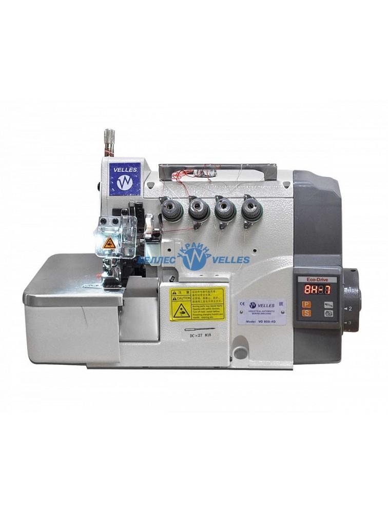 VELLES VO 900-4D Промышленный 4-х ниточный оверлок