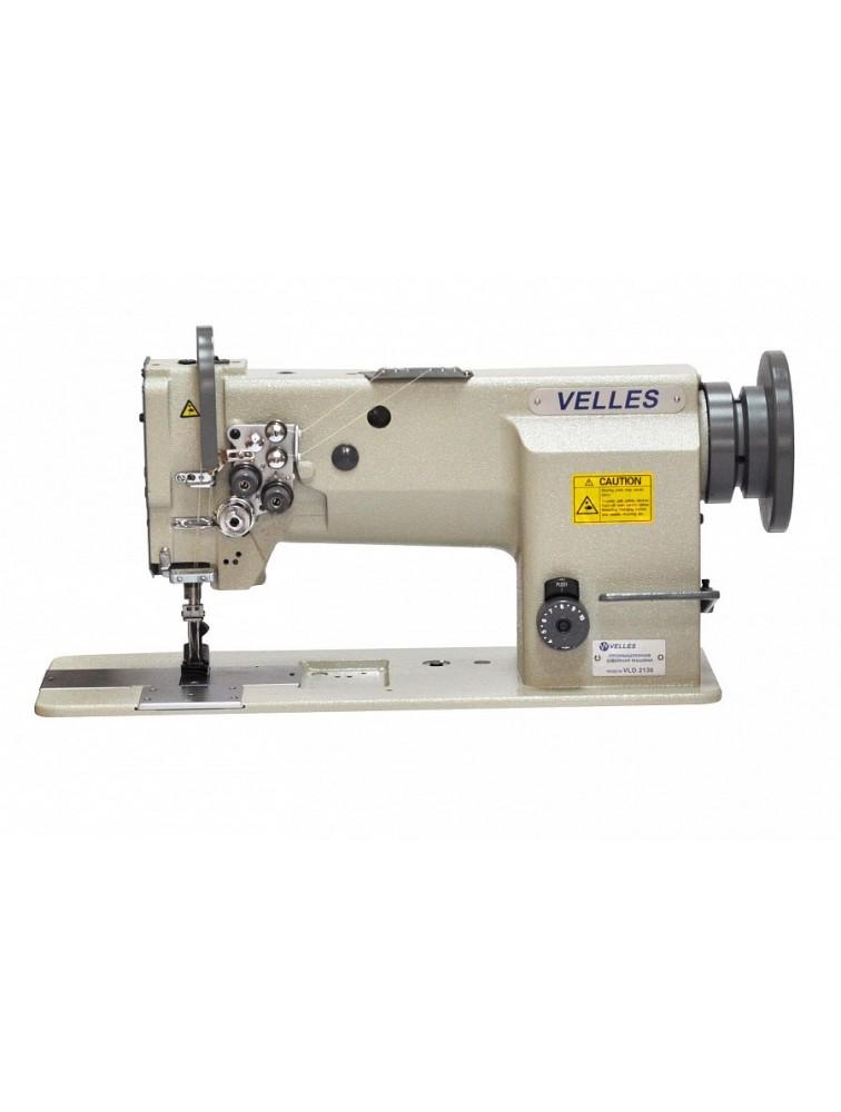 VLD 2130 Промышленная двухигольная швейная машина челночного стежка