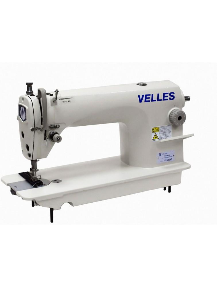 VELLES VLS 1065 Промышленная одноигольная швейная машина челночного стежка