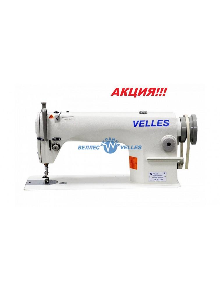 Прямострочная машина челночного стежка Velles VLS 1100