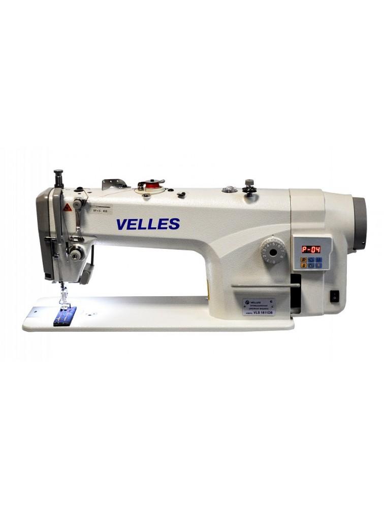 Прямострочная машина со встроенным в головку двигателем Velles VLS 1811D1