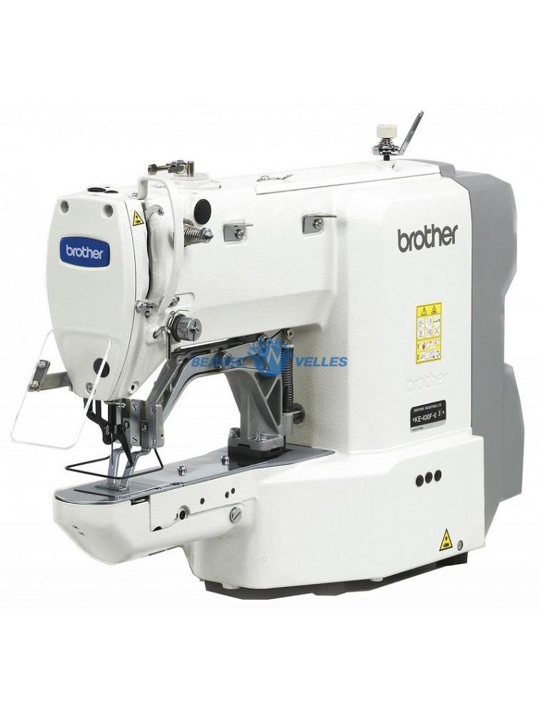 Промышленная закрепочная швейная машина Brother KE-430FS II-03