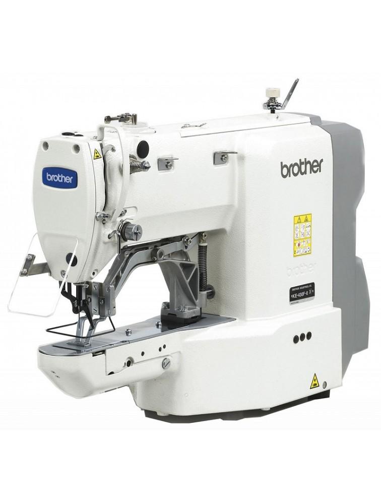 Промышленная электронная закрепочная швейная машина Brother KE-430FS II-05