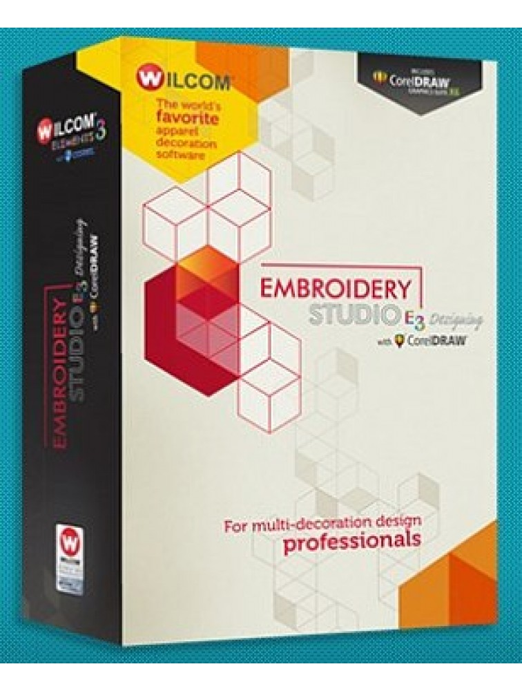 EmbStudio e3 Designing + Bundle All Elements (except Speciality Elements) PROFESSIONAL
