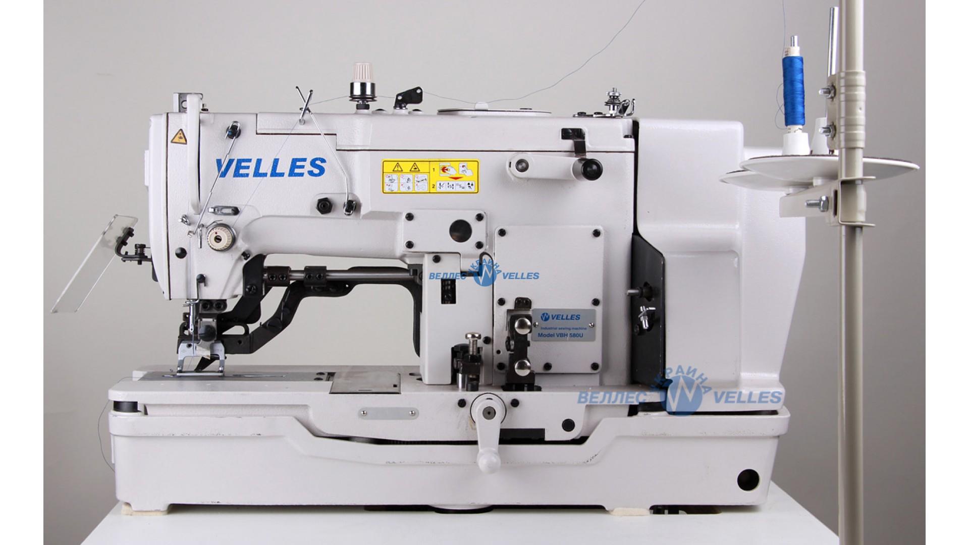 Velles vbh 580u как вычислить объем рулона ткани