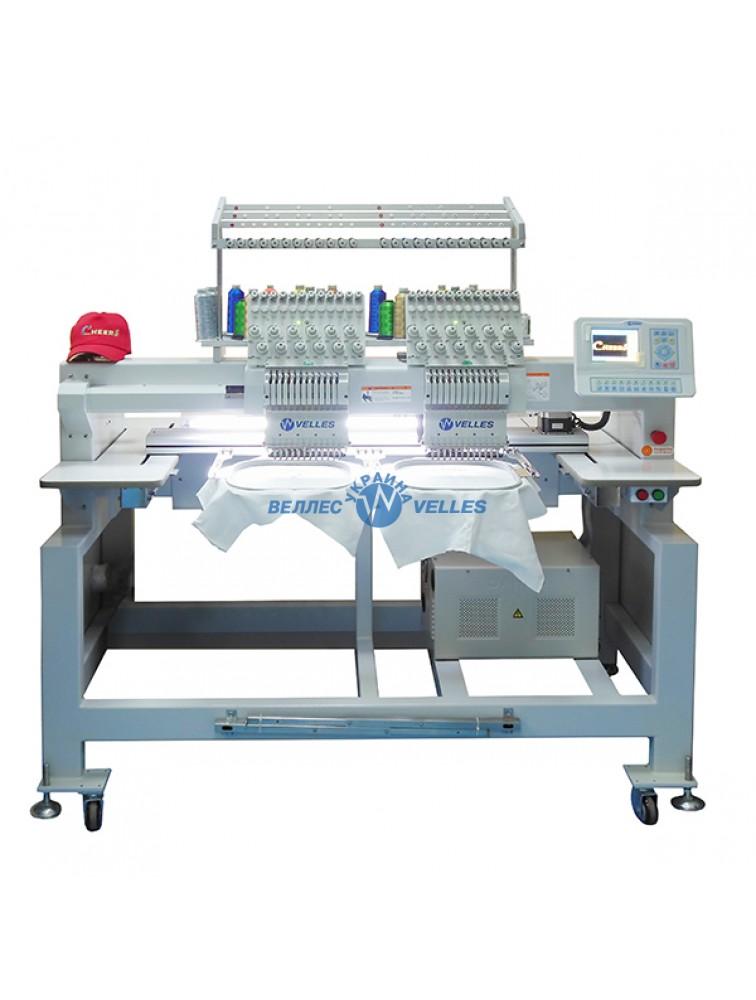 Вышивальная машина Velles VE 1502LHS-CAP-W