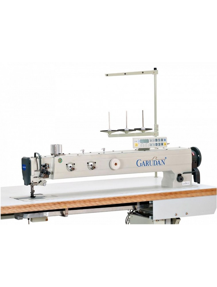 Длиннорукавная машина челночного стежка Garudan GF-238-448MH/L100/CD
