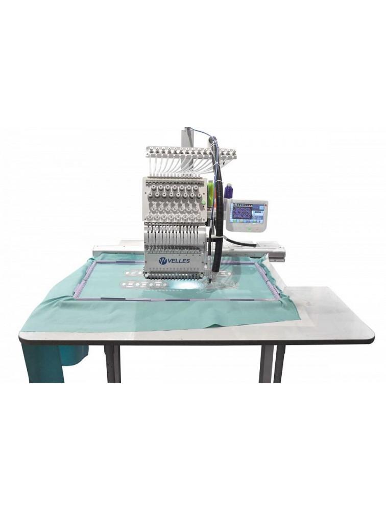 Вышивальная машина с лазером Velles VE 23CW-TS (Fiber Laser Device)