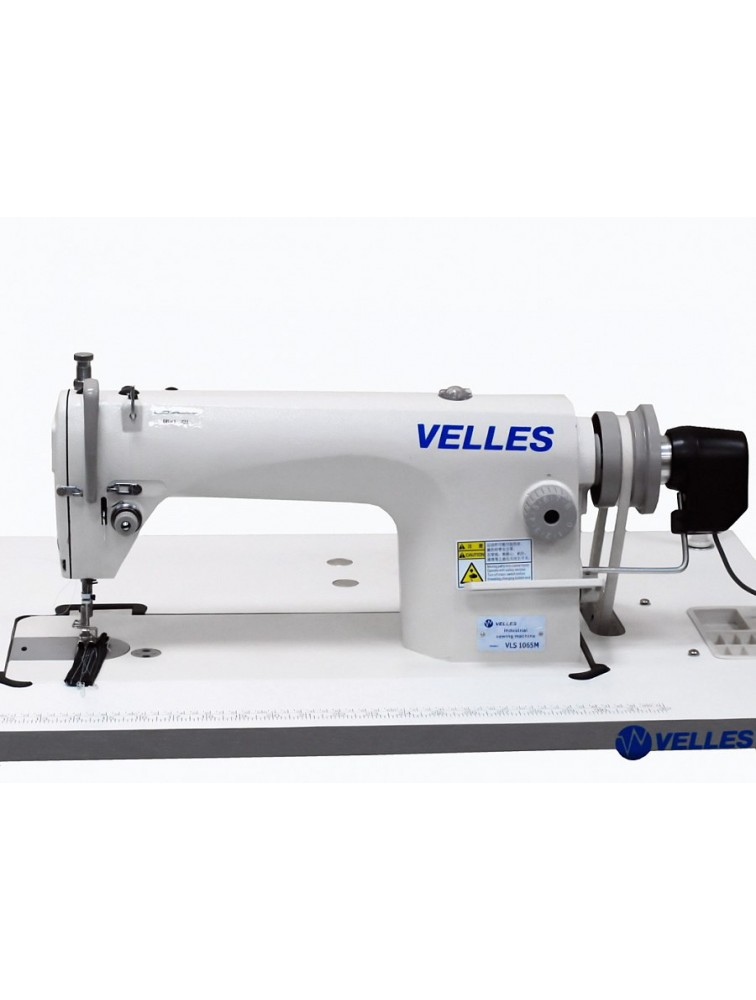 Прямострочная машина челночного стежка Velles VLS 1065M