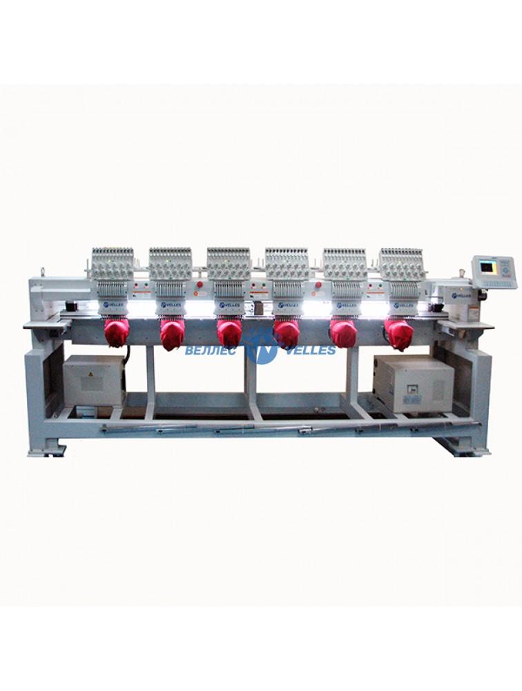 Вышивальная машина Velles VE 1506LHS-CAP-W