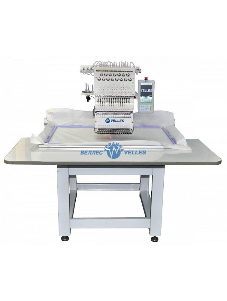 Вышивальная машина Velles VE 23CW-TSL (Touch Screen)