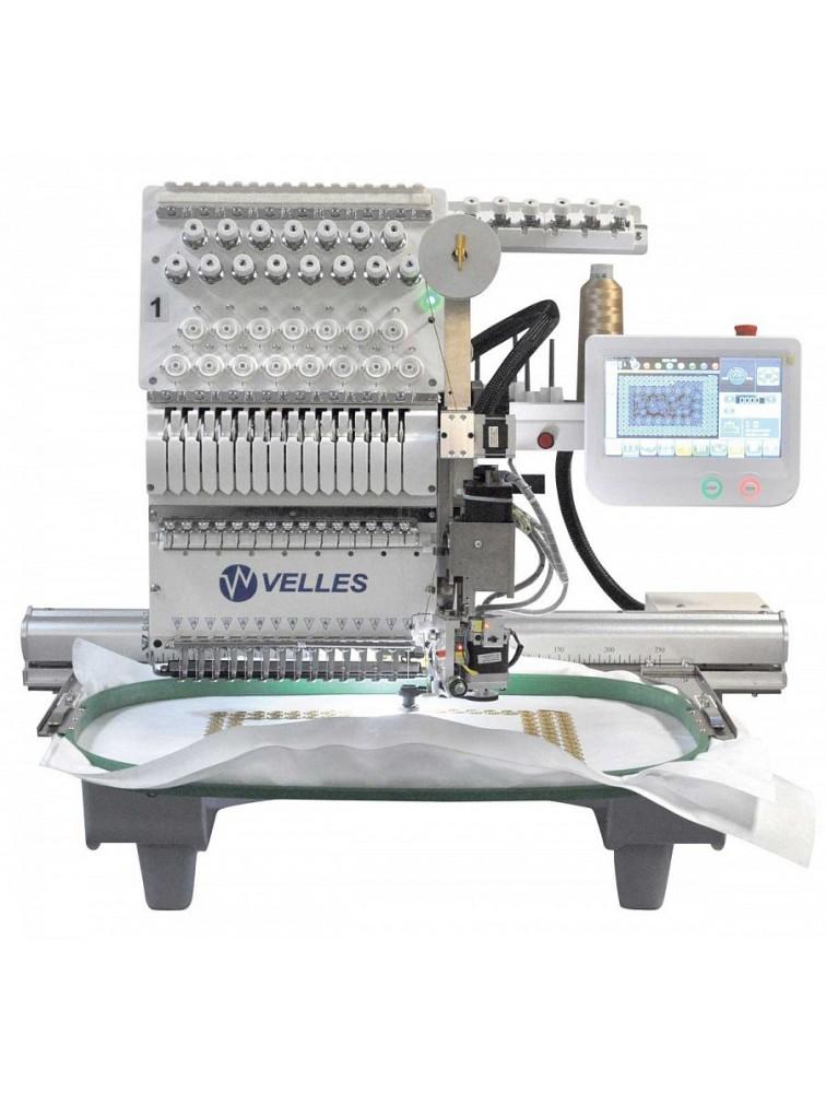 Вышивальная машина Velles VE 21C-TS (Touch screen)