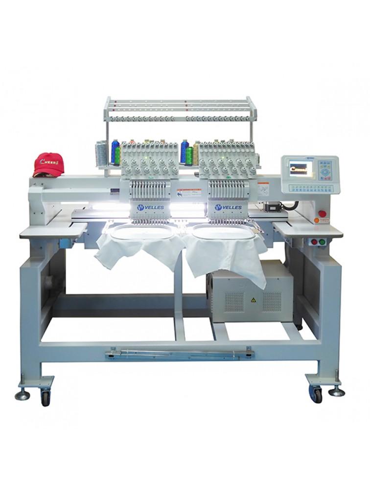 Вышивальная машина Velles VE 1202LHS-CAP