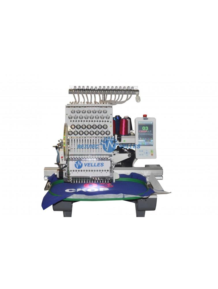Вышивальная машина Velles VE 15CN-SC