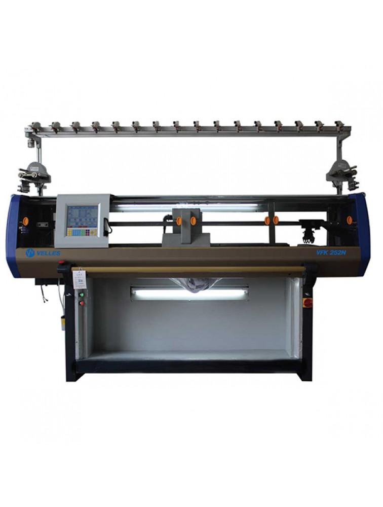 Двухсистемная плосковязальная машина VFK 252N