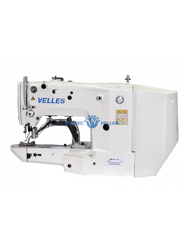 Промышленная закрепочная швейная машина Velles VBT 1850D