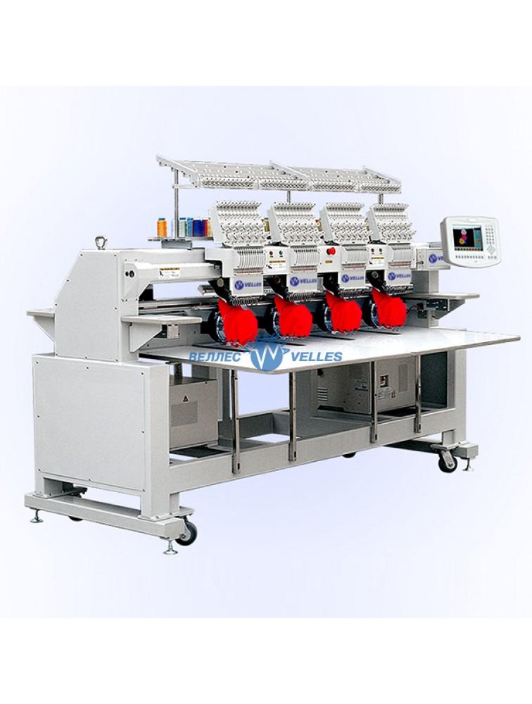 Вышивальная машина Velles VE 1204L-CAP