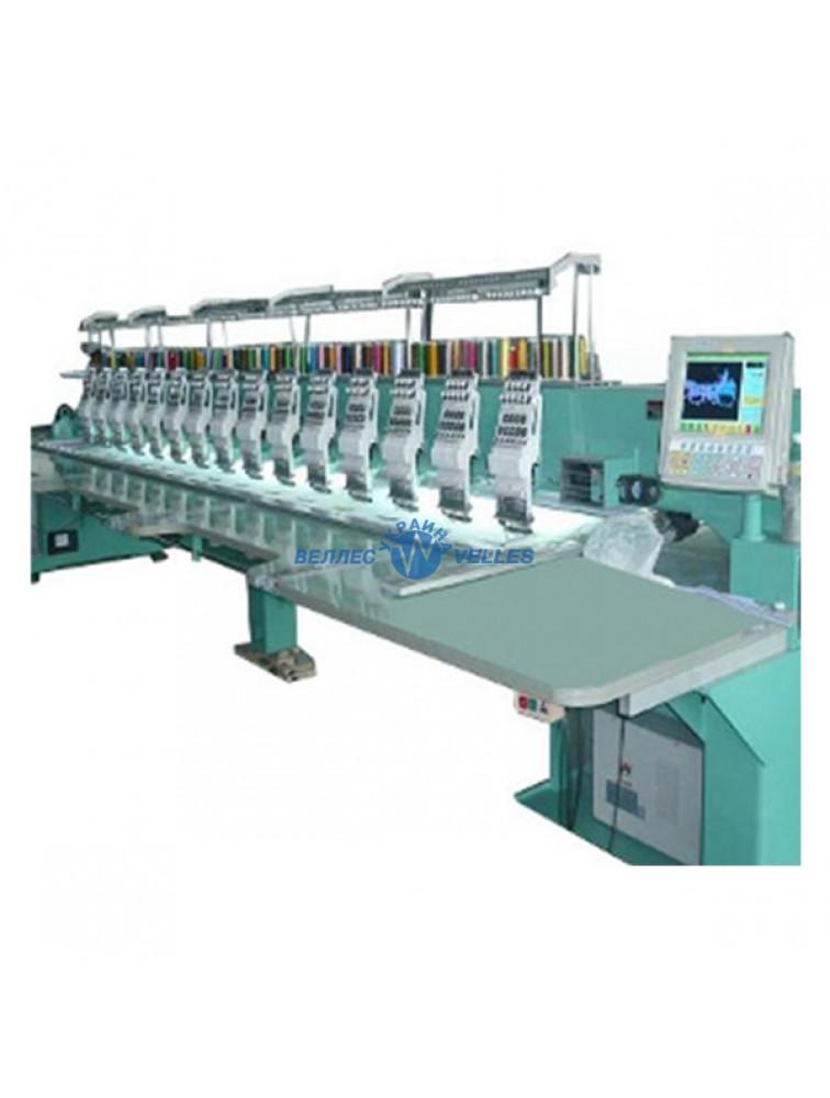 Вышивальная машина Velles VE 1204H-W