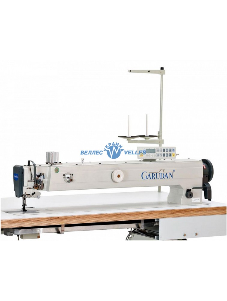 Длиннорукавная машина челночного стежка Garudan GF-138-448MH/L100
