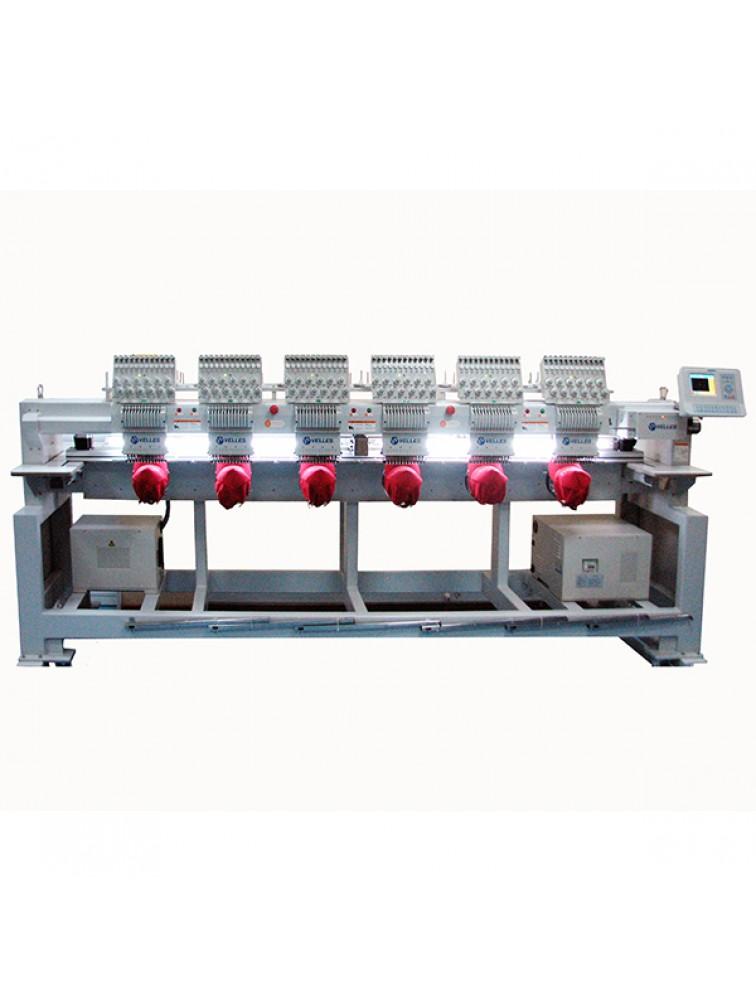Вышивальная машина Velles VE 1206LHS-CAP