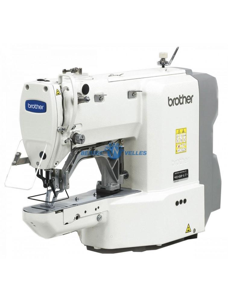 Промышленная закрепочная швейная машина Brother KE-430FX II-03S