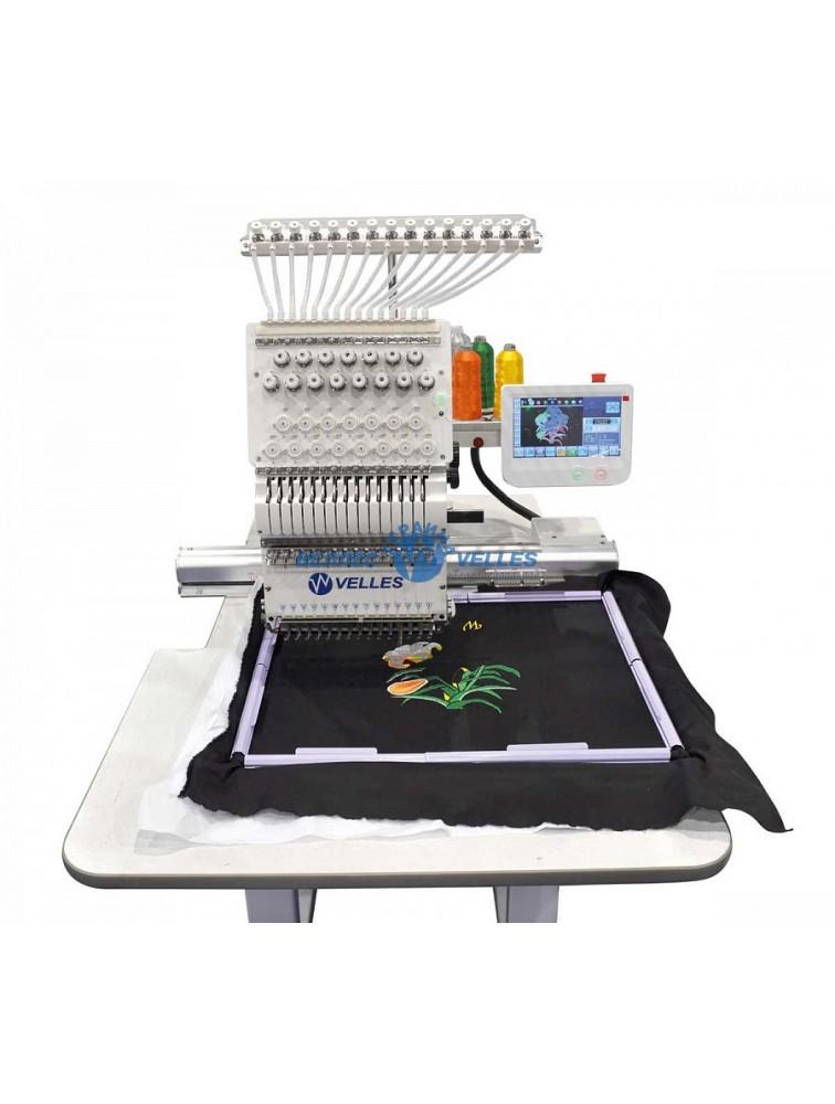 Вышивальная машина Velles VE 25C-TS NEXT