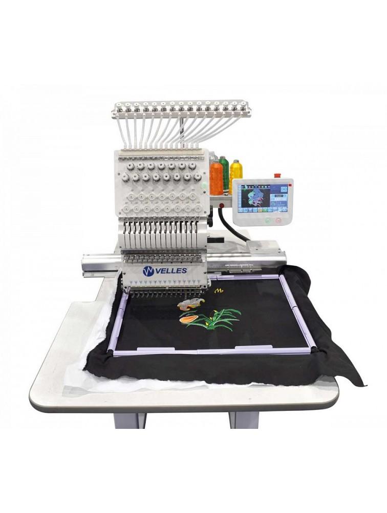 Вышивальная машина Velles VE 25C-TS